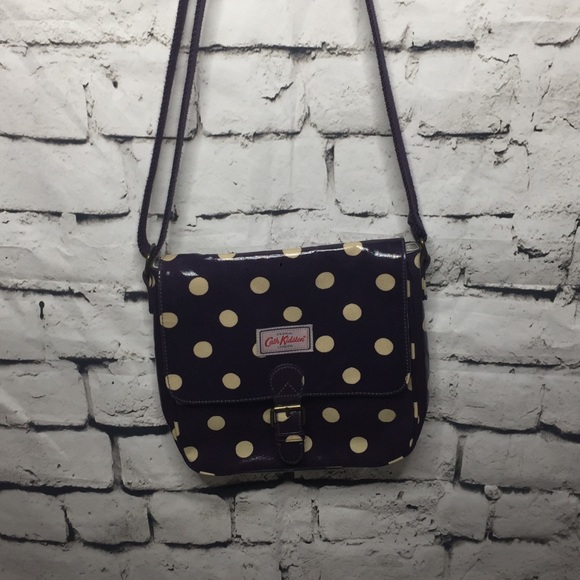 Handbags - Cath Kidston London Dots Crossbody Bag